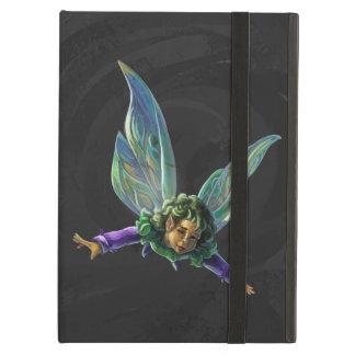 Capa Para iPad Air Floresta feericamente do castelo