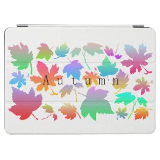Capa Para iPad Air Folhas de outono coloridas