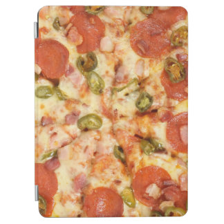 Capa Para iPad Air foto inteira deliciosa do jalapeno dos pepperoni