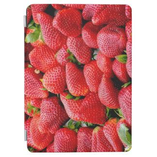 Capa Para iPad Air fotografia cor-de-rosa escura deliciosa das