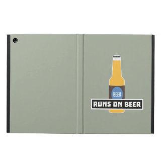 Capa Para iPad Air Funcionamentos na cerveja Z7ta2