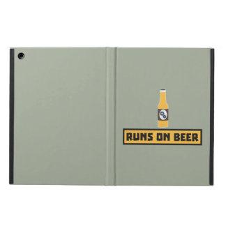 Capa Para iPad Air Funcionamentos na cerveja Zmk10