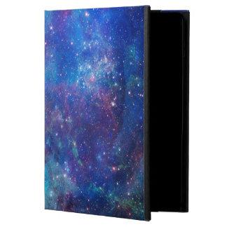 Capa Para iPad Air Fundo dos Sparkles & das luzes do espaço profundo