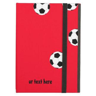 Capa Para iPad Air Futebol feliz pelos Feliz Juul Empresa