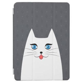 Capa Para iPad Air Gato bonito com a língua que cola para fora