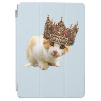 Capa Para iPad Air gato real #1