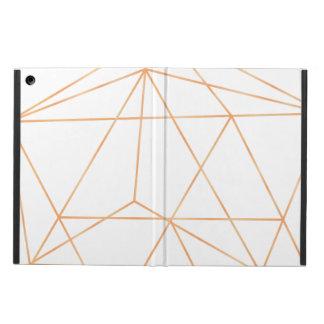Capa Para iPad Air Geometria pura