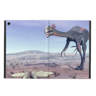Capa Para iPad Air Gigantoraptor fêmea que vai a seu ninho - 3D