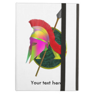 Capa Para iPad Air Guerreiro espartano ou grego