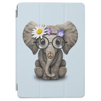 Capa Para iPad Air Hippie bonito do elefante do bebê