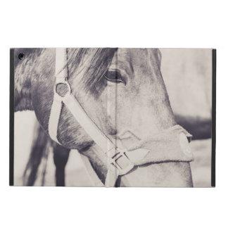 Capa Para iPad Air Horsehead