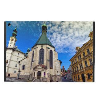 Capa Para iPad Air Igreja de St. Catherine, Banska Stiavnica,