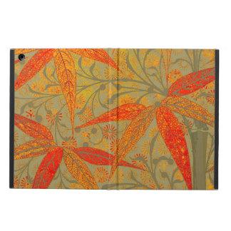 Capa Para iPad Air Ilustração de bambu da terra do impressão da arte