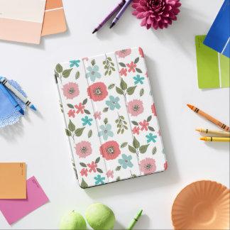 Capa Para iPad Air Impressão floral ilustrado mão