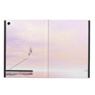 Capa Para iPad Air Incenso - 3D rendem