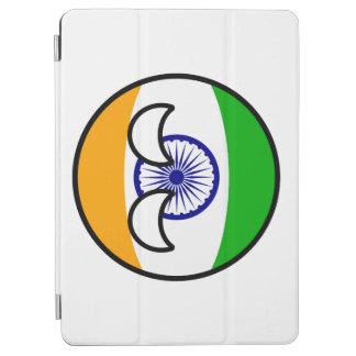 Capa Para iPad Air India Geeky de tensão engraçado Countryball