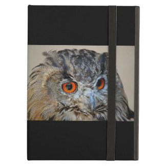 Capa Para iPad Air iPad 2/3/4 do iCase de Powis com design da coruja