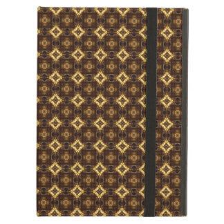 Capa Para iPad Air iPad de HAMbWG ou caixa do ar - ouro ambarino