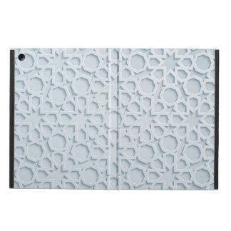 Capa Para iPad Air ipad geométrico marroquino inspirado islâmico do