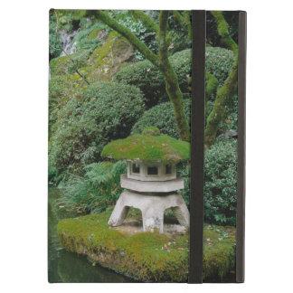 Capa Para iPad Air Jardins japoneses calmos