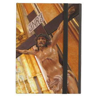 Capa Para iPad Air Jesus na cruz