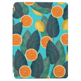 Capa Para iPad Air limões e cerceta das laranjas