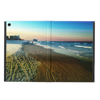 Capa Para iPad Air Linha costeira e passeio à beira mar de Daytona