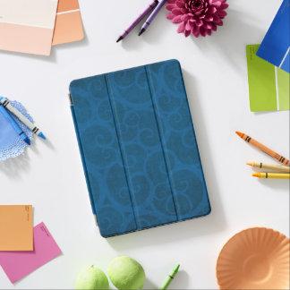 Capa Para iPad Air Linhas das ondas azuis
