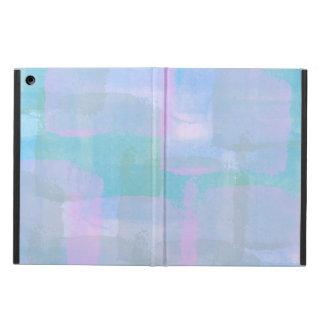 Capa Para iPad Air Linhas geométricas Pastel caixa do ar do iPad da