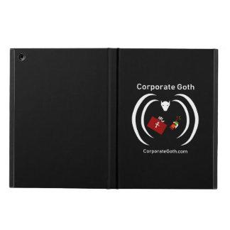 Capa Para iPad Air Logotipo tradicional na caixa do ar do iPad