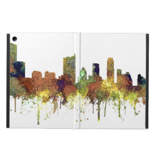 Capa Para iPad Air Lustre do SG-Safari da skyline de Austin Texas