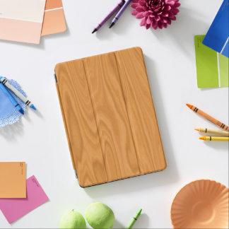 Capa Para iPad Air Luz - madeira marrom