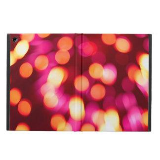 Capa Para iPad Air Luzes Unfocused