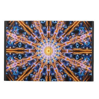 Capa Para iPad Air Mandala da estrela da alquimia