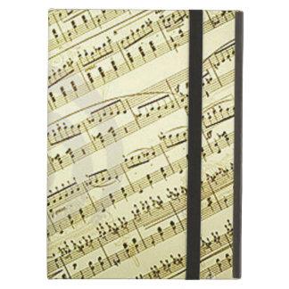 Capa Para iPad Air Manuscrito