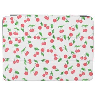 Capa Para iPad Air mão bonito teste padrão tirado da cereja da