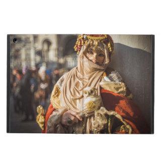 Capa Para iPad Air Máscara do Oriente Médio do carnaval em Veneza