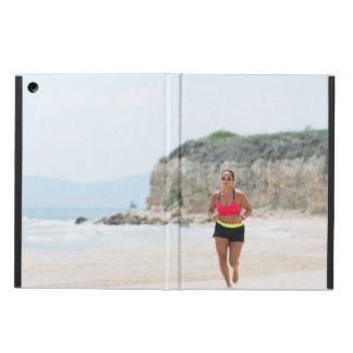 Capa Para iPad Air Menina Running