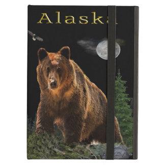 Capa Para iPad Air Mercadoria do estado de Alaska