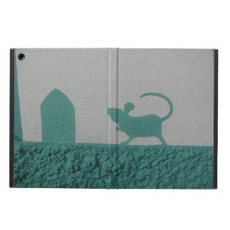 Capa Para iPad Air Minha rua do rato do lil na almofada de I