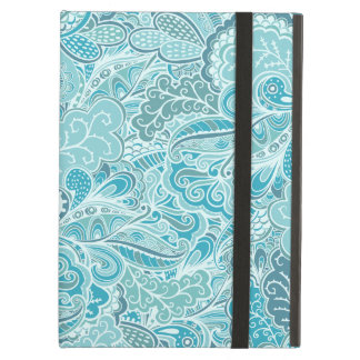 Capa Para iPad Air Mini caso do iPad abstrato bonito de Paisley