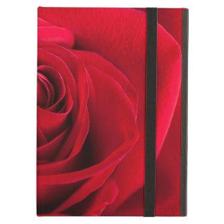 Capa Para iPad Air Mini caso do iPad cor-de-rosa bonito da flor