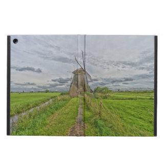 Capa Para iPad Air moinhos de vento do local do património mundial de