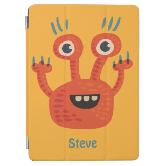 Capa Para iPad Air Monstro bonito de sorriso Eyed grande engraçado