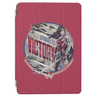 Capa Para iPad Air Mulher maravilha para cima à vitória