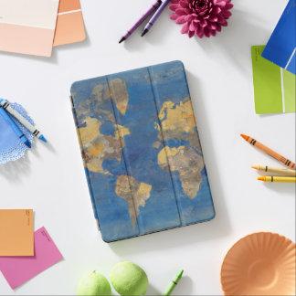 Capa Para iPad Air Mundo dourado