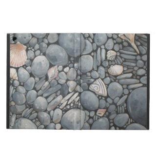 Capa Para iPad Air Natureza da casa de praia rochosa
