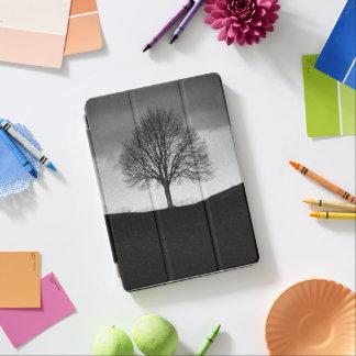 Capa Para iPad Air Natureza em preto e branco