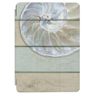 Capa Para iPad Air Nautilus Shell