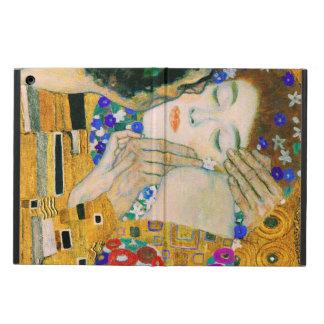 Capa Para iPad Air O beijo por Gustavo Klimt